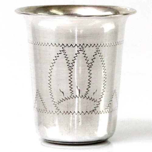 Pasarel Sterling Silver Cup Beaker By Esco New York